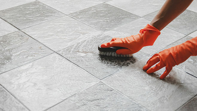 Tile & Grout Cleaning 01